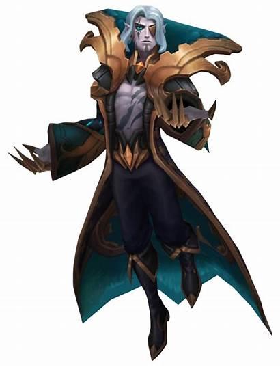 Vladimir Tft Darkwaters Legends League Class