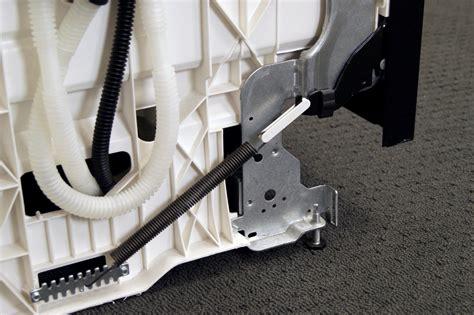 dishwasher door frigidaire dishwasher door latch kit