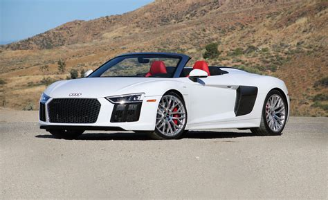 maserati gt convertible 2017 audi r8 spyder instrumented test review car and