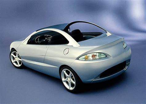 1996 Ford Lynx (Ghia) - Concepts
