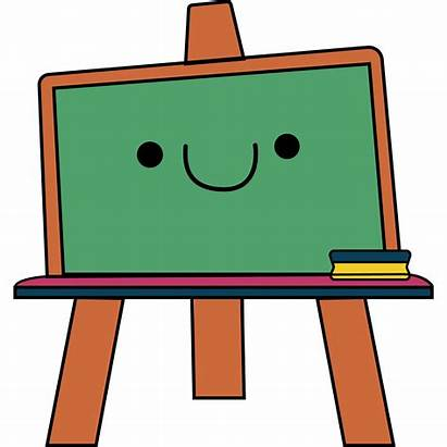 Classroom Objects Clipart Esl Flashcards Vocabulary Blackboard