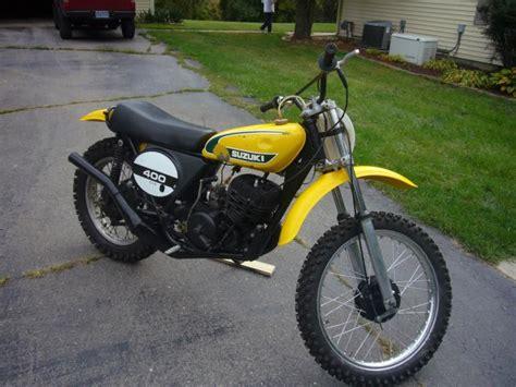 suzuki motocross bikes for sale 1974 suzuki tm400 dirt bike for sale on 2040motos