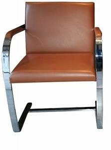 Fauteuil Mies Van Der Rohe : fauteuil brno mies van der rohe ann es 80 design market ~ Melissatoandfro.com Idées de Décoration