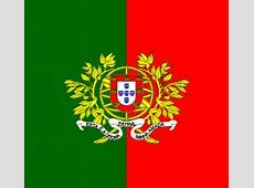 Military Flags Portugal