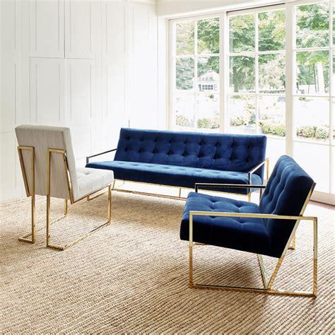 goldfinger lounge chair modern furniture jonathan adler