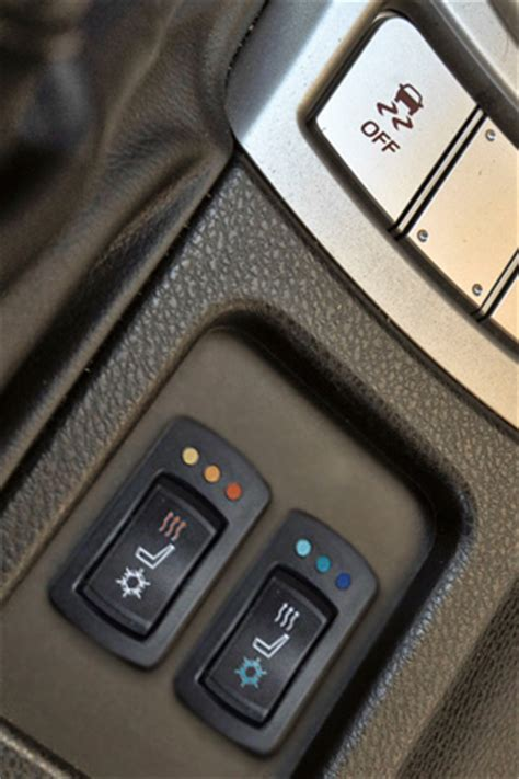 heated  cooled seats rsc restyling