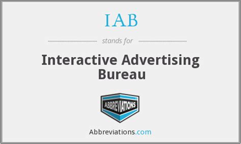 iab advertising bureau iab advertising bureau