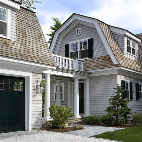 garage siding ideas exterior with entrance to garage barn roof detached garage