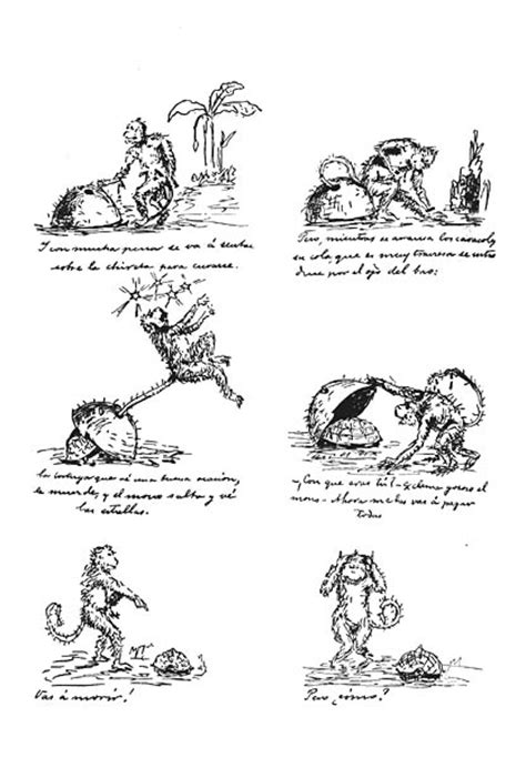The Tagalog Story of the Monkey and the Tortoise