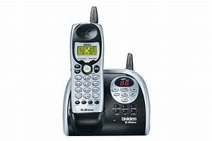 5 8 Ghz Extended Range Cordless Phone With Caller Id And