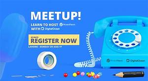 MEETUP: 📦 Learn to Host Your WordPress Site With DigitalOcean!