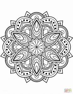 Coloring, Pages, Mandala, Coloring, Pages, Free, Printable