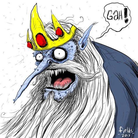Ice King | Adventure time, Art, Cartoon art