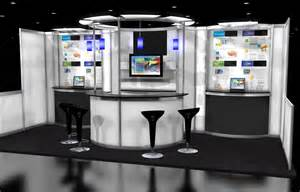 10X20 Trade Show Booth Displays