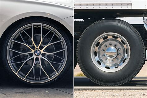 Alloy Vs. Steel Wheels