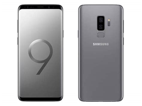 samsung galaxy 9 plus samsung galaxy s9 price in india specifications