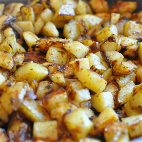 recettes de cuisines faciles pommes de terre sautées etape 4 recette facile