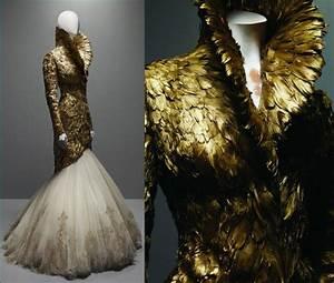 10 Legendary Alexander McQueen Dresses. His Death Was ...