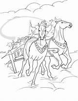 Fire Chariots Chariot Coloring Pages Elijah Elisha Sunday Bible Ink Heaven Illustration Crafts Template Craft Last Sketch Taken Illustrations Visit sketch template