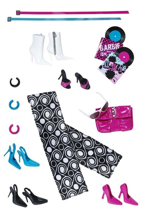 barbie basics accessory pack