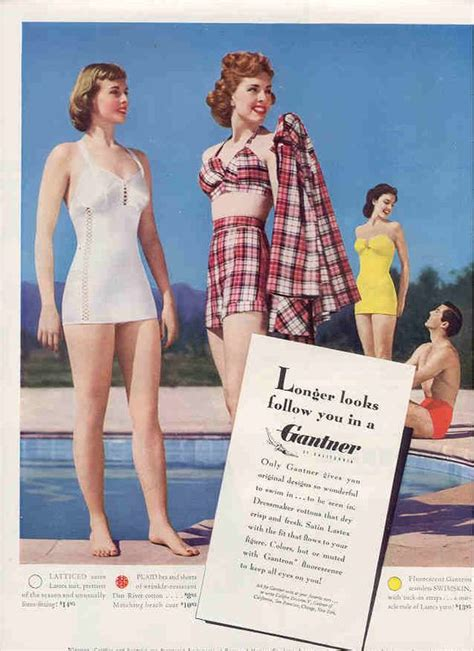 gantner swimwear womens bathing suit ad