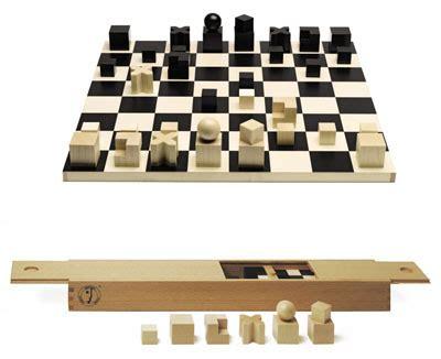 naef bauhaus complete chess set  chessmen