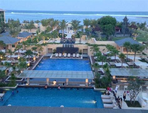 mulia mulia resort villas   hotel  nusa