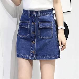 Aliexpress.com  Buy 2016 Korean Fashion Womenu0026#39;s denim ...