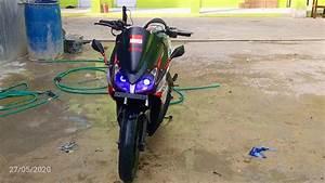 Modifikasi Honda Vario 110 Karbu