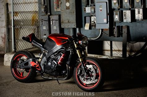 Honda Cbr F3 Custom Streetfighter Motorcycle