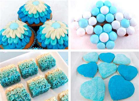 frozen elsa party desserts  sisters
