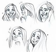 Laughing and Smiling Faces by Myed89 on DeviantArt  How To Draw An Anime Smile
