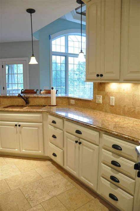 Paint Colours For Kitchen Cupboards by Painting Kitchen Cabinets Before And After