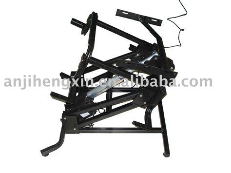 sell motorized wall hugger recliner sofa chair mechanism