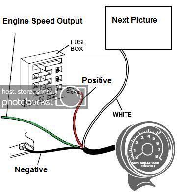 Medallion Tachometer Wiring Diagram by New Tach Installed Ttora Forum
