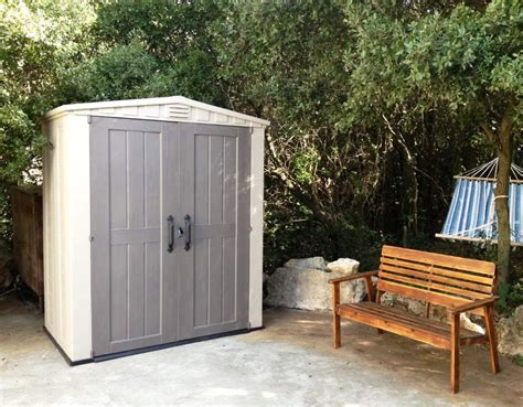 keter factor 6 x 3 shed ofc63 860 00 landera outdoor storage and furniture