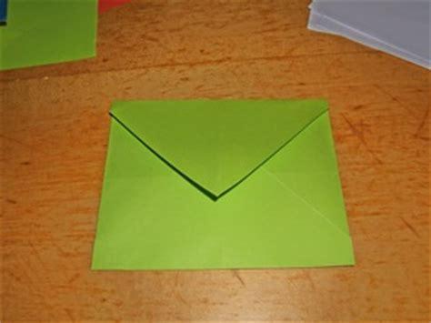 brief falten kleiner umschlag selbstgemachte briefumschl 228 ge f 252 r kinder miaderoca