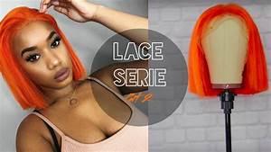 Coiffer Un Carré : couper un carr coiffer poser sa lace part 2 feat yolissa hair youtube ~ Farleysfitness.com Idées de Décoration