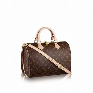The gallery for --> Louis Vuitton Speedy 35 Bandouliere