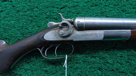 Remington Double Barrel Hammer Shotgun