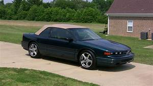1996 Oldsmobile Cutlass Supreme Convertible  U2013 Pictures