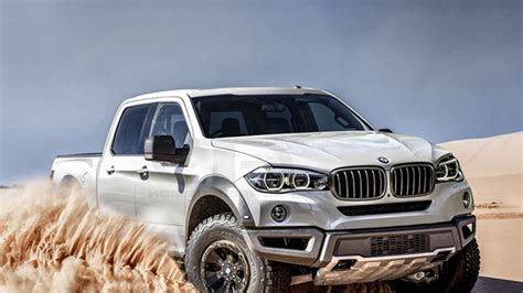 2018 Bmw Pickup Truck Rumors And Predictions  N1 Cars