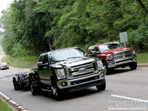 2020 Trucks Chevy Ford Dodge  1010dp 2011 Ford Vs Ram Vs