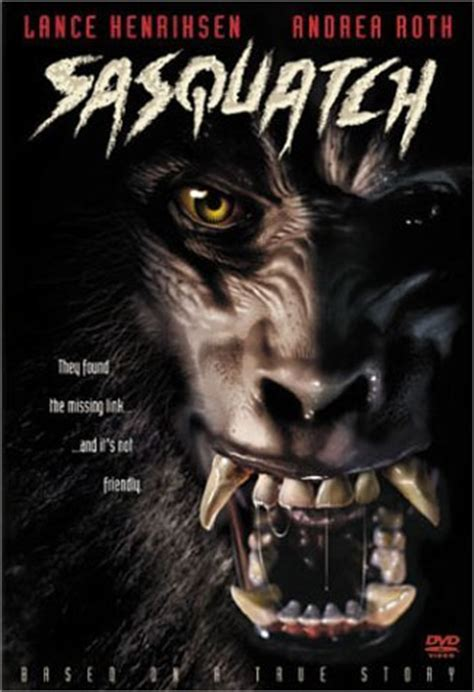 Image result for lance henriksen bigfoot movies the untold