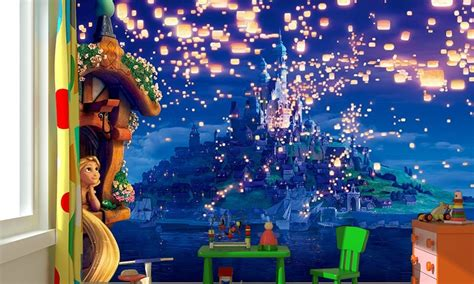 childrens wallpaper disney wallpaper tangled tower