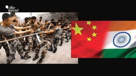 China alleges India for border tension, claims China is ...
