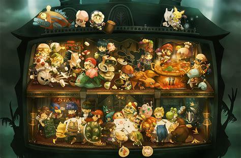 nintendo video games wallpapers hd desktop  mobile