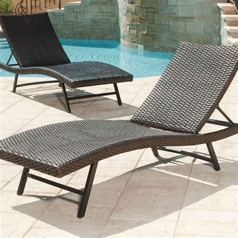chaises aluminium furniture aluminum outdoor chaise lounges patio chairs