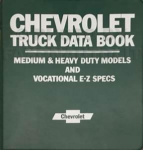 1979 Chevrolet And Gmc Medium Duty C50 C60 C70 Gas Wiring