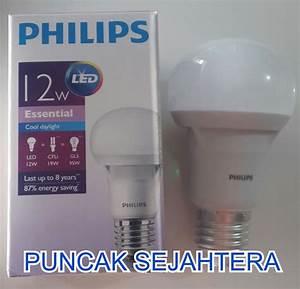 Jual Lampu Philips Led Essential 12w 12 Watt Di Lapak
